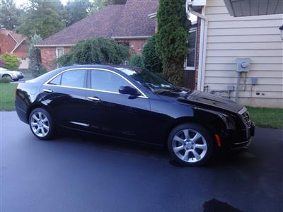 2015 Cadillac ATS lease in East Amhurst,NY - Swapalease.com