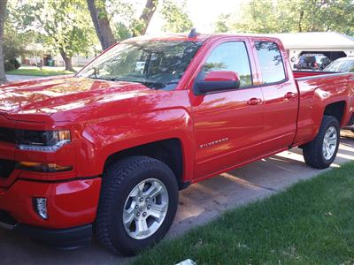 2016 Chevrolet Silverado 1500 lease in Washington,IL - Swapalease.com