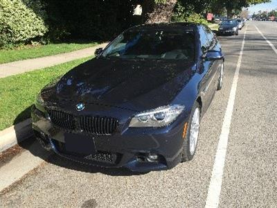 2014 BMW 5 Series lease in Los Angeles,CA - Swapalease.com