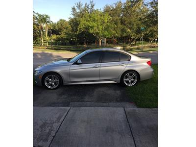 2016 BMW 3 Series lease in Fort Myers,FL - Swapalease.com