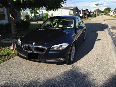 2013 BMW 5 Series lease in Bradenton,FL - Swapalease.com