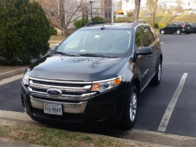 2014 Ford Edge lease in Fairfax,VA - Swapalease.com