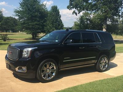 2015 GMC Yukon lease in Paris,TX - Swapalease.com