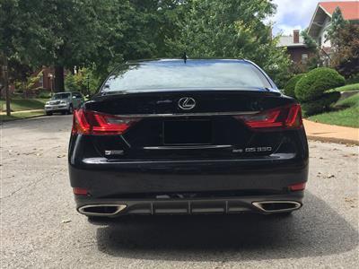 2015 Lexus GS 350 F Sport lease in St. Louis,MO - Swapalease.com