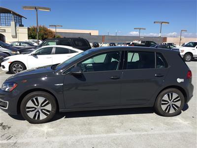 2016 Volkswagen e-Golf lease in Santa Clara,CA - Swapalease.com