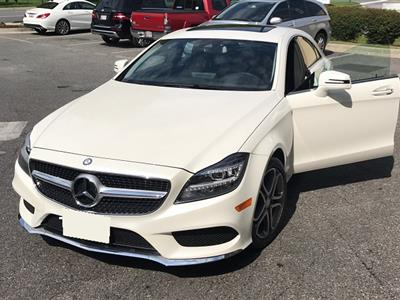 2015 Mercedes-Benz CLS-Class lease in Washington,DC - Swapalease.com
