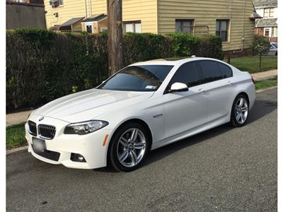 2014 BMW 5 Series lease in Bronx,NY - Swapalease.com