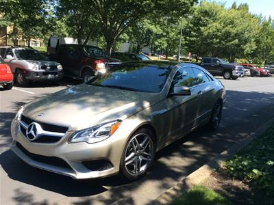 2015 Mercedes-Benz E-Class lease in Vancouver ,WA - Swapalease.com