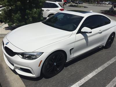 2015 BMW 4 Series lease in Sunland,CA - Swapalease.com