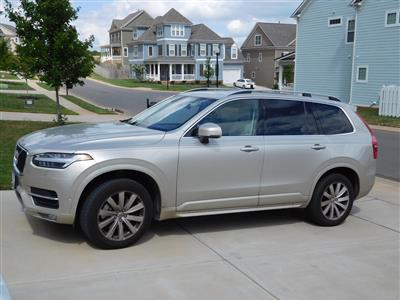 2016 Volvo XC90 lease in Fort Mill,SC - Swapalease.com