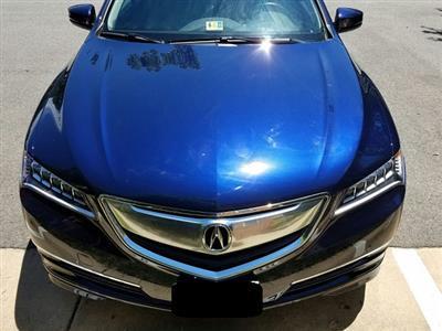2015 Acura TLX lease in Alexandria,VA - Swapalease.com