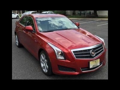 2014 Cadillac ATS lease in Voorhees,NJ - Swapalease.com