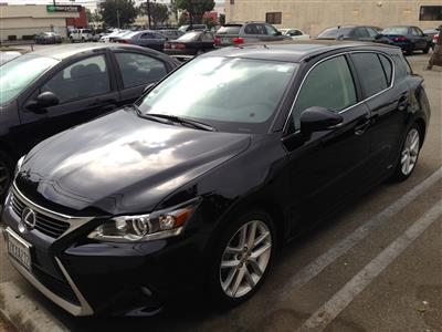 2015 Lexus CT 200h lease in San Fransisco,CA - Swapalease.com