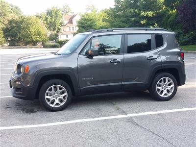 2016 Jeep Renegade lease in Bronxville,NY - Swapalease.com