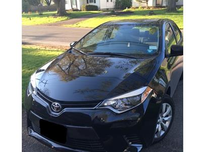 2016 Toyota Corolla lease in East Syrcause,NY - Swapalease.com
