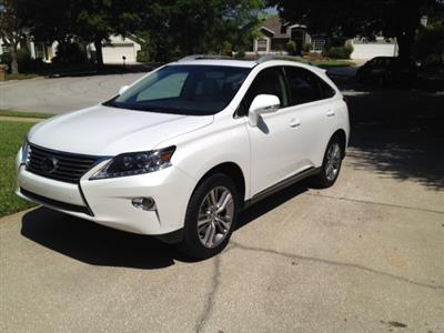 2015 Lexus RX 350 lease in Clermont,FL - Swapalease.com