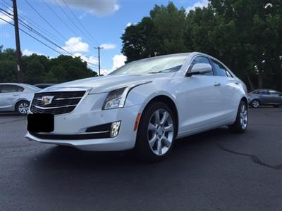 2015 Cadillac ATS lease in East Greenbush,NY - Swapalease.com