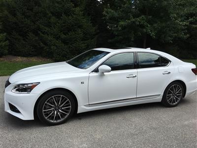 2015 Lexus LS 460 F Sport lease in Wynnewood,PA - Swapalease.com