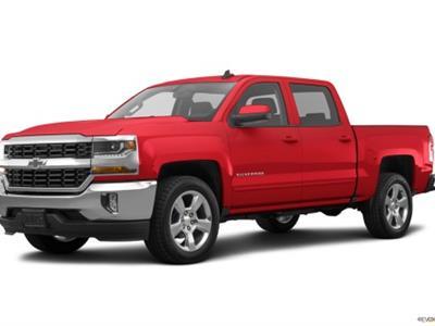 2016 Chevrolet Silverado 1500 lease in Cedar Springs,MI - Swapalease.com