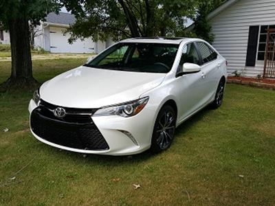 2016 Toyota Camry lease in Madison,OH - Swapalease.com