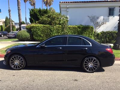 2015 Mercedes-Benz C-Class lease in Santa Monica,CA - Swapalease.com