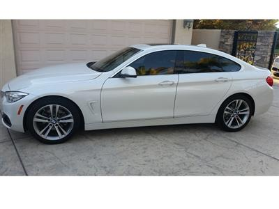 2016 BMW 4 Series lease in Bakersfield,CA - Swapalease.com