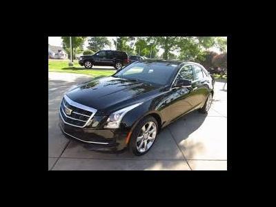 2015 Cadillac ATS lease in Novi,MI - Swapalease.com