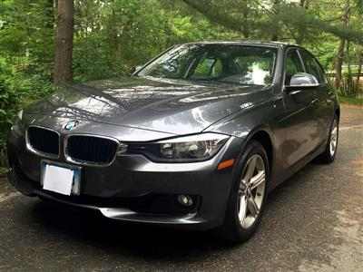 2014 BMW 3 Series lease in Middletown,CT - Swapalease.com