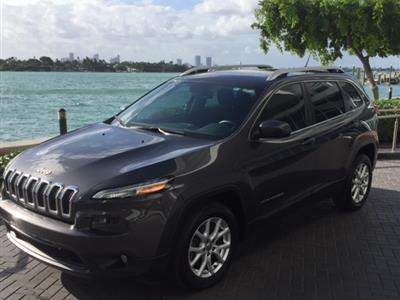 2015 Jeep Cherokee lease in Miami,FL - Swapalease.com