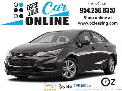 2017 Chevrolet Cruze lease in Hollywood,FL - Swapalease.com