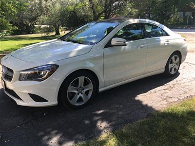 2015 Mercedes-Benz CLA-Class lease in Glenview,IL - Swapalease.com