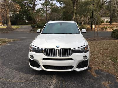 2016 BMW X3 lease in Arnold,MD - Swapalease.com
