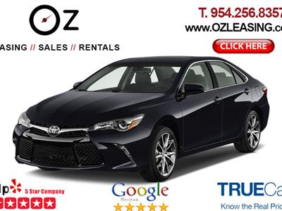2016 Toyota Camry lease in Hollywood,FL - Swapalease.com