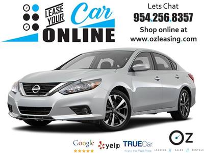 2017 Nissan Altima lease in Hollywood,FL - Swapalease.com