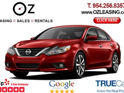 2016 Nissan Altima lease in Hollywood,FL - Swapalease.com