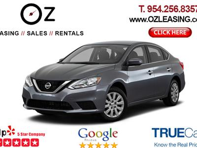2017 Nissan Sentra lease in Hollywood,FL - Swapalease.com