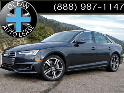 2017 Audi A4 lease in Brooklyn NY,NJ - Swapalease.com