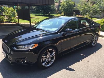 2016 Ford Fusion lease in reston,VA - Swapalease.com