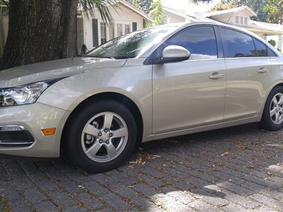 2015 Chevrolet Cruze lease in Tampa,FL - Swapalease.com