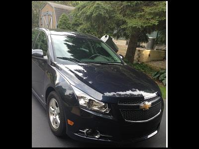 2014 Chevrolet Cruze lease in Horton,MI - Swapalease.com