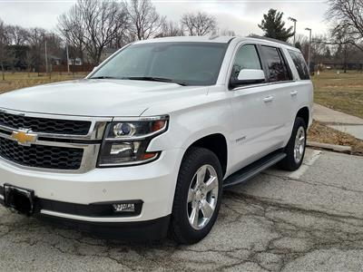 2016 Chevrolet Tahoe lease in normal,IL - Swapalease.com