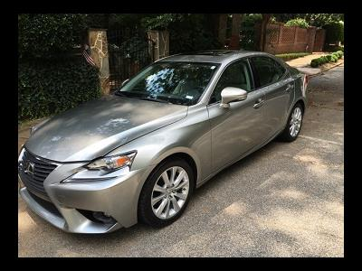 2015 Lexus IS 250 lease in Atlanta,GA - Swapalease.com