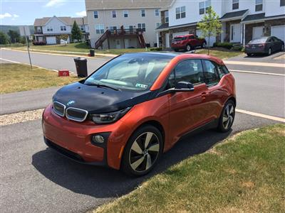 2015 BMW i3 lease in State College,PA - Swapalease.com
