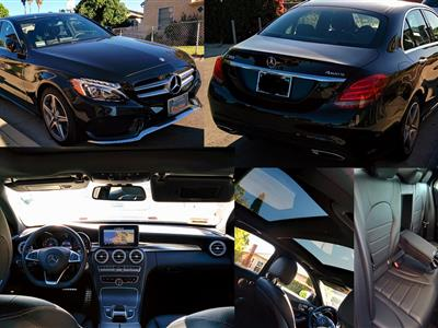 2015 Mercedes-Benz C-Class lease in Los Angeles,CA - Swapalease.com
