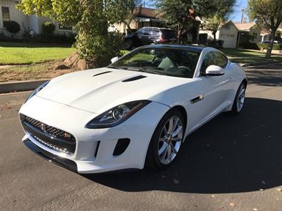 2016 Jaguar F-Type lease in Tarzana,CA - Swapalease.com
