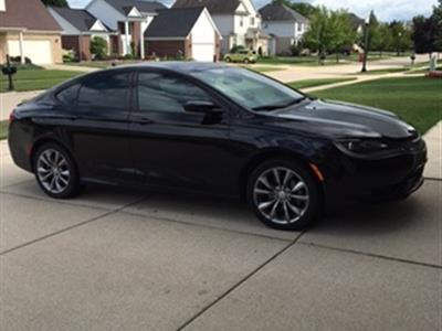 2015 Chrysler 200 lease in Macomb,MI - Swapalease.com