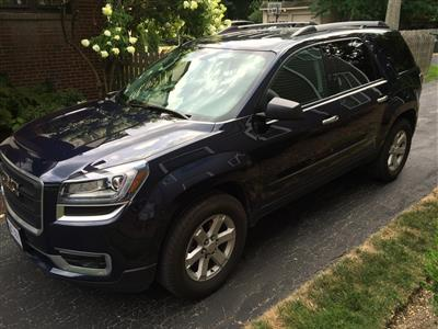 2016 GMC Acadia lease in Bay Village,OH - Swapalease.com