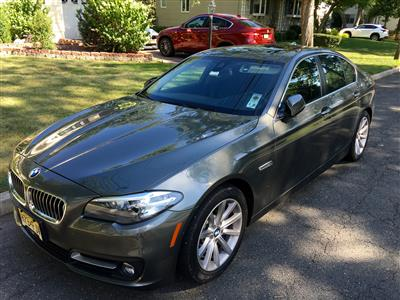 2015 BMW 5 Series lease in River edge,NJ - Swapalease.com