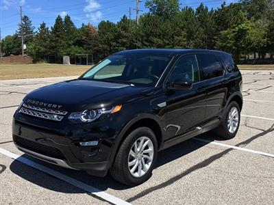 2016 Land Rover Discovery Sport lease in cleveland heights,OH - Swapalease.com