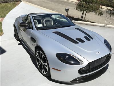 2015 Aston Martin V12 Vantage S lease in Cupertino,CA - Swapalease.com